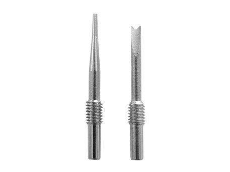 Replacement Pin and Fork for Spring bar tool - Pin remover - Steel