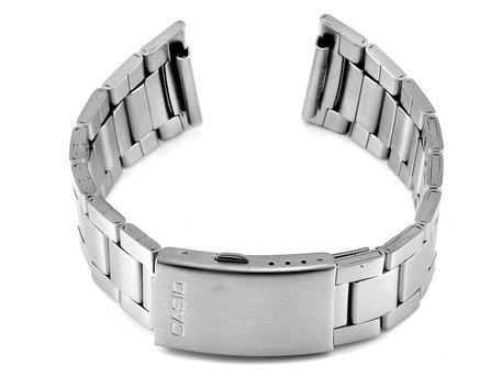 Genuine Casio Watch strap bracelet for AQW-100D-1AVEF, stainless steel