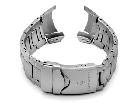 Genuine Casio Replacement Titanium Watch Strap Bracelet for PRG-80T