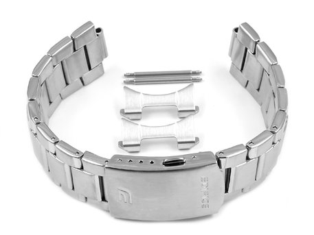 Casio Watch Strap Bracelet for  EFA-133D-1A / EFA-133D-8A, stainless steel