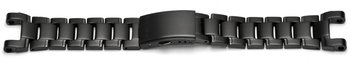 Casio Watch Strap Black Metal Link Bracelet for GW-4000D-1A