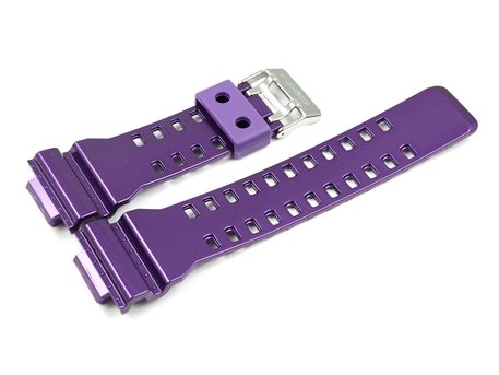 Casio Genuine Casio Replacement Purple Watch strap for GD-100SC-6