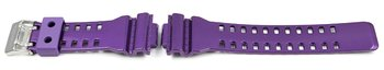Casio Genuine Casio Replacement Purple Watch strap for...