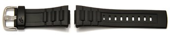 Genuine Casio Black Resin watch strap for BGR-3003,...