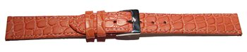 Watch strap - genuine leather - Safari - old rose