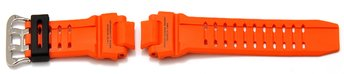Casio Orange Resin Watch strap f. GA-1000, GA-1000-4AER