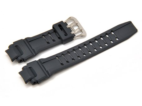 Casio Blue Resin Watch strap f. GA-1000, GA-1000-2A