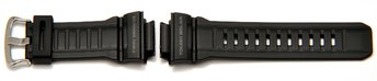 Genuine Casio Black Resin Watch strap Casio for G-9300,...