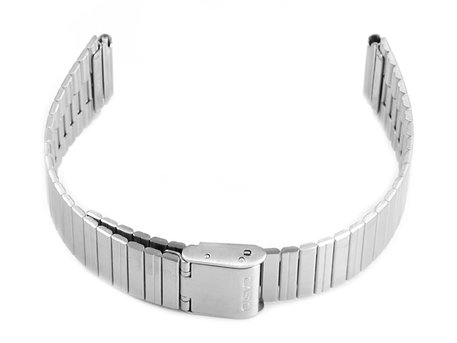 Casio Stainless Steel Watch Strap for DB-300 DB-310 DB-380 DB-300A