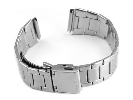 Watch Strap Bracelet Casio for WVA-M630D, WVA-M630D-1A3 stainless steel