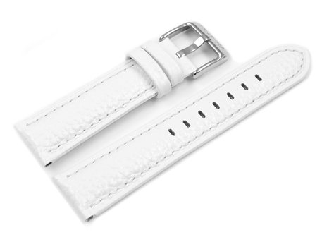 Genuine Festina Replacement White Leather Watch Strap for F16537, F16537/1