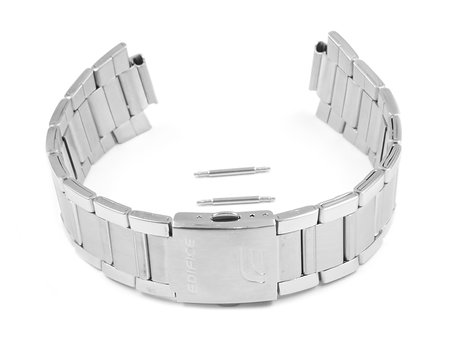 Genuine Casio Replacement Stainless Steel Watch Strap for EF-320D