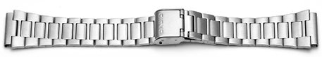Genuine Casio Replacement Stainless Steel Watch Strap Bracelet for A168WEC