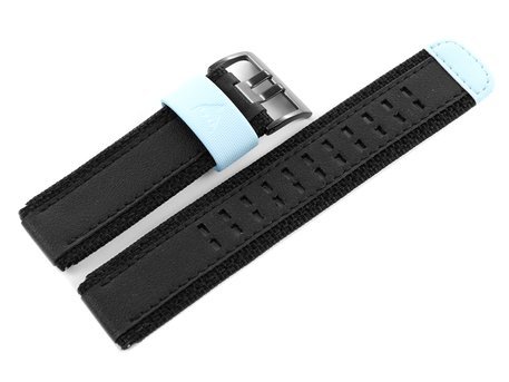 Genuine Casio Replacement Black Cloth Strap for GDF-100BTN, GDF-100BTN-1