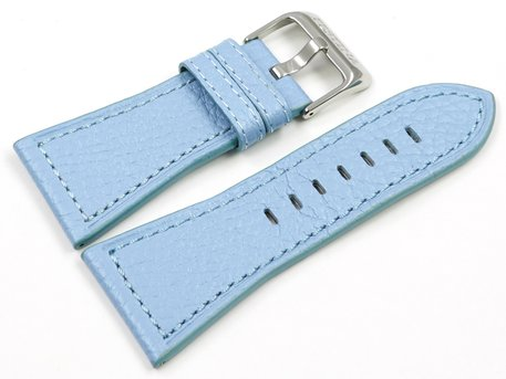 Genuine Festina Blue Leather Watch strap for F16538, F16538/5