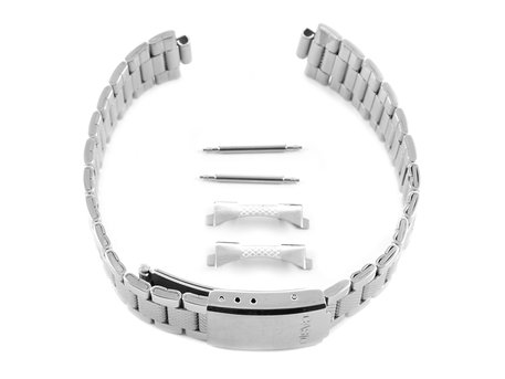 Genuine Casio Stainless Steel Watch Strap/Bracelet for MTP-1274D, MTP-1274D-1, MTP-1274D-7
