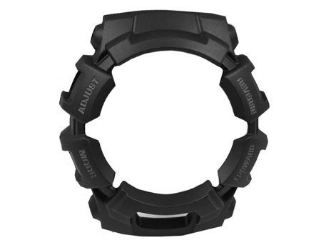 Casio G-Shock Black Outer Bezel for the watch GW-2300F-4