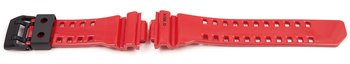 Red Resin Replacement Watch Strap Casio for GBA-400-4A,...