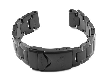 Casio Black Stainless Steel Watch Band Bracelet Casio for PRG-550BD-1