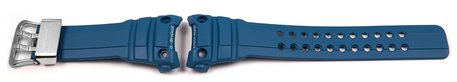 Casio Blue Resin Watch Strap f. GWN-1000-2