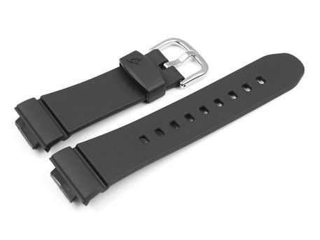 Black Resin WatchStrap Casio for BGD-140-1A, BGD-140