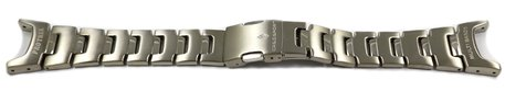 Black Titanium Watch Strap Casio for PRW-500T-7V, PRW-500T-7, PRW-500T