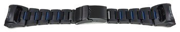Casio Black Composite Watch Strap GWN-Q1000MC-1A2