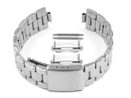 Genuine Casio Stainless Steel Watch Strap Bracelet for MTP-1259D