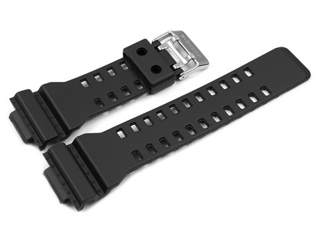 Casio Black Resin Replacement Strap for GA-110RG, GA-710-1