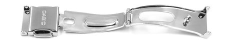 Casio Clasp for Stainless Steel Silver Tone Watch Strap LWQ-150DE LWQ-150D LWQ-150