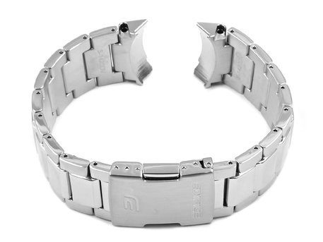 Genuine Casio Stainless Steel Watch Strap bracelet for EQB-600D-1A2 EQB-600D-1A2ER