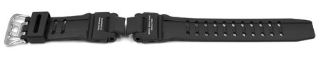 Casio Black Resin Watch Strap with light legend for GA-1100-1A GA-1100