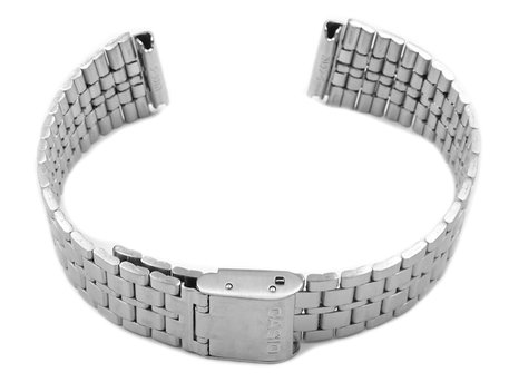 Casio Stainless Steel Watch Strap for A-155 A-155W A-158W A158WA-1