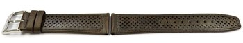Festina Brown Leather Watch Strap for F20265/3