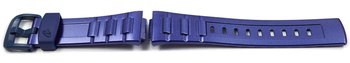 Genuine Casio Blue Watch Strap for BLX-100-2 BLX-100