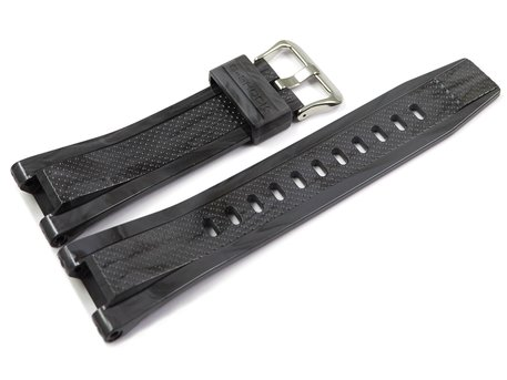 Casio Resin Grey flecked with Black Watch Strap GST-210M-1A GST-210M-1