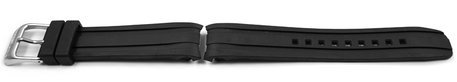 Lotus Black Rubber Replacement Watch Strap for 15786