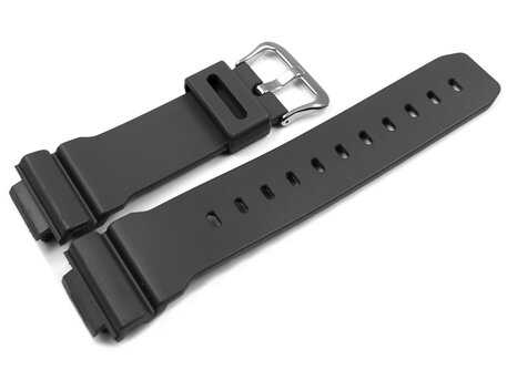 Genuine Casio Replacement Grey Watch Strap for DW-6900LU-8 with bluish inner band