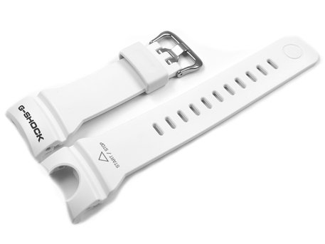 Casio White Resin Watch Strap for GA-500-7A GA-500-7AER GA-500-7