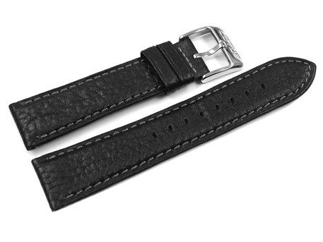 Genuine Lotus Black Leather Watch Strap for 15850/2 15850/5 15850/6