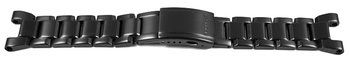 Casio G-Steel Black Metal Watch Strap for GST-200RBG-1A...