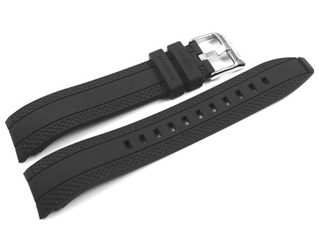 Festina Black Rubber Watch Strap F20378/1 F20378/2 F20378