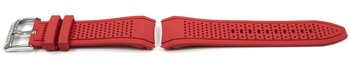 Genuine Festina Red Rubber Watch Strap F20330/1 F20330/7...