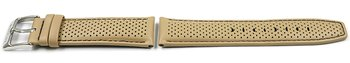 Festina Beige Leather Replacement Watch Strap F20339/1...