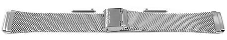 Genuine Casio Stainless Steel Watch Strap A1000M-1B A1000M-1BEF