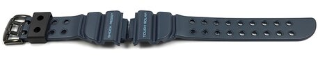 Casio Blue Resin Replacement Watch Strap GF-8250 GF-8250ER-2