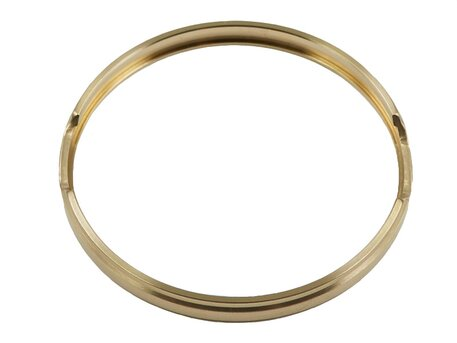 Genuine Casio Gold Tone Stainless Steel Bezel for GWN-Q1000NV-2A GWN-Q1000NV-2
