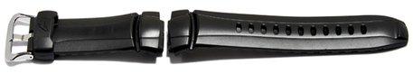 Watch strap Casio for G-7300, G-7301, G-7302, rubber, black