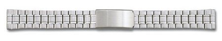 Metal watch band - Stainless steel - 12,14,16 mm