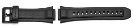 Watch strap for Casio MW-600, rubber, black